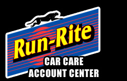 Run-Rite Car Care Account Center