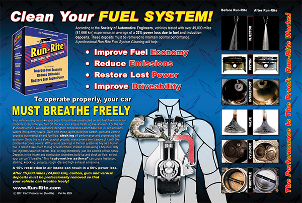 Fuel System Run-Rite
