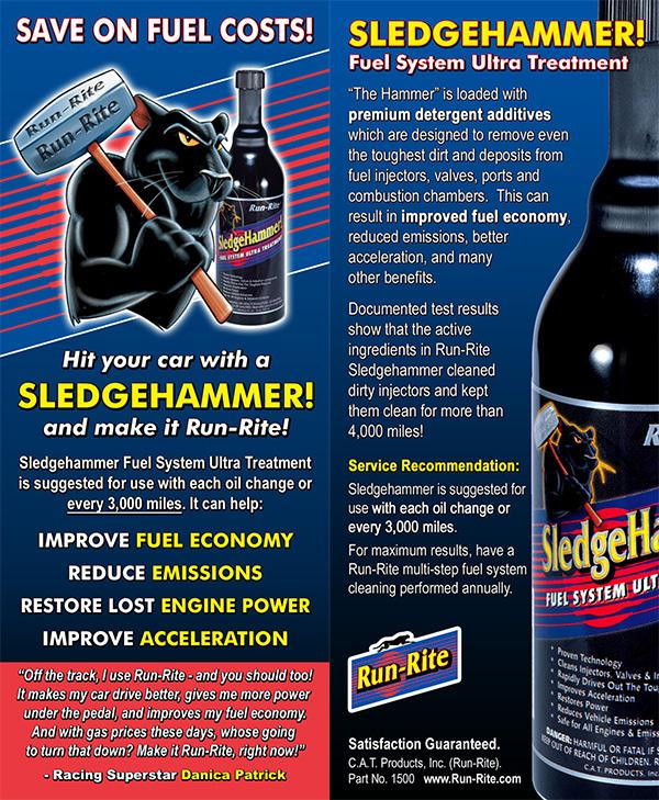 Sledgehammer Run-Rite